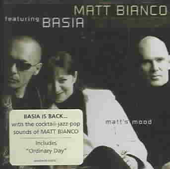 MATT'S MOOD BY MATT BIANCO (CD)